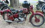 Ariel 1953 Red Hunter